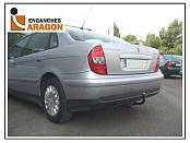 ТСУ на CITROEN C5 I Phase I (5 Doors), 2001-08/2004, тип шара: A