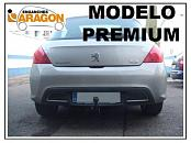 ТСУ для CITROEN DS4 Crossback 2016-/CITROEN DS4 2011-2016/PEUGEOT 308 3D/5D 2001-2005,2005-2008,2008-2013/CITROEN C4 5D/Coupe 2004-2006,2006-2010, тип