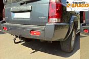 ТСУ для JEEP Grand Cherokee WH 2005-2010/JEEP Commander XH 2005-, тип шара: V